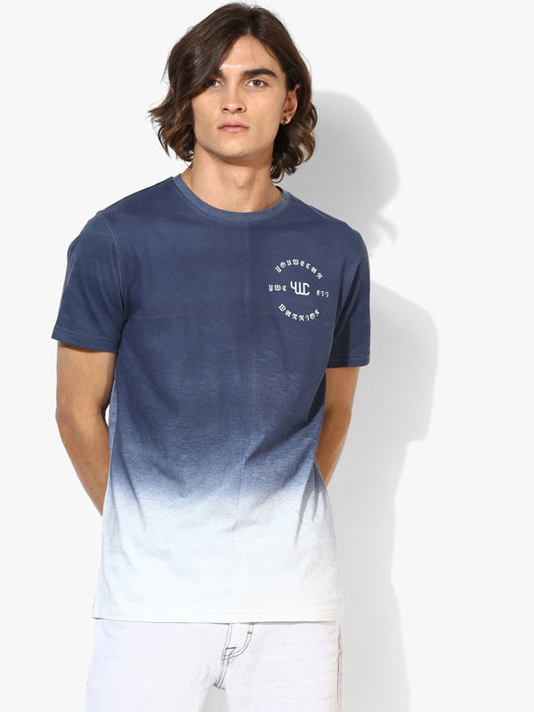 YWC Ombre Dyed T-Shirt