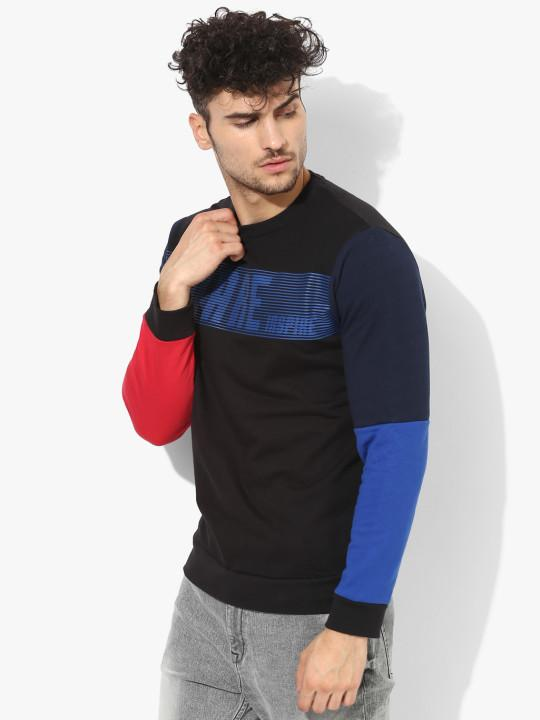 YWC Tri-Colored Sweatshirt