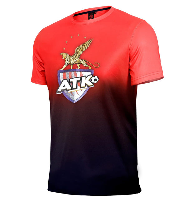 ATK Sublimation Print Official Logo Kids T-Shirt