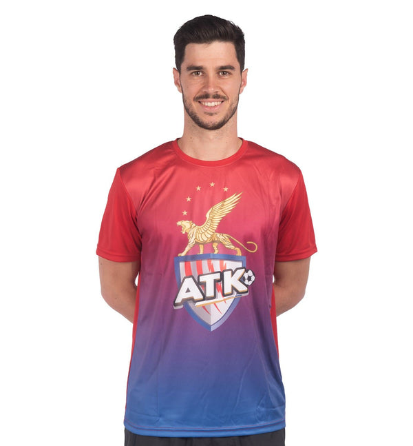 ATK Sublimation Print Official Logo T-Shirt