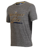 "Chennaiyin FC ""Support My City"" Fan T-Shirt"