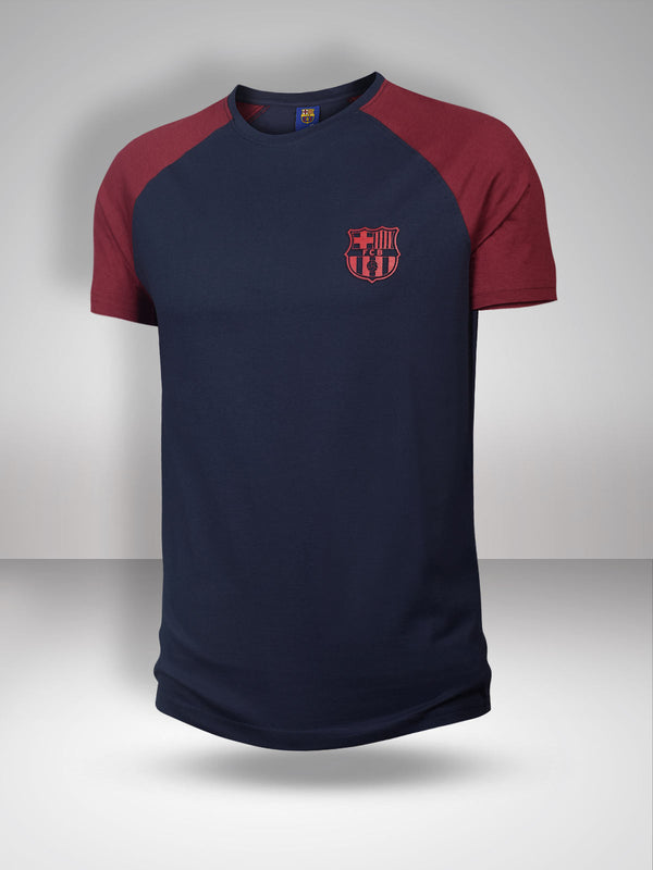 FC Barcelona Team T-shirt with 3D Crest