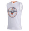 "FC Goa ""Forca Goa"" Beach Print Sleeveless T-Shirt"