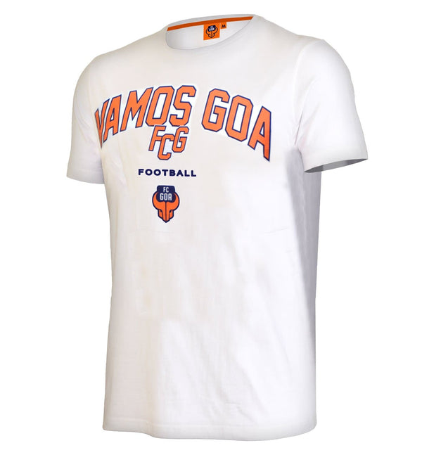 "FC Goa ""Vamos Goa"" Official T-Shirt"