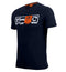 "FC Goa Kids ""Eat Sleep Repeat"" T-Shirt"