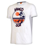 "FC Goa ""Vamos Goa"" Chest Print Official T-Shirt"