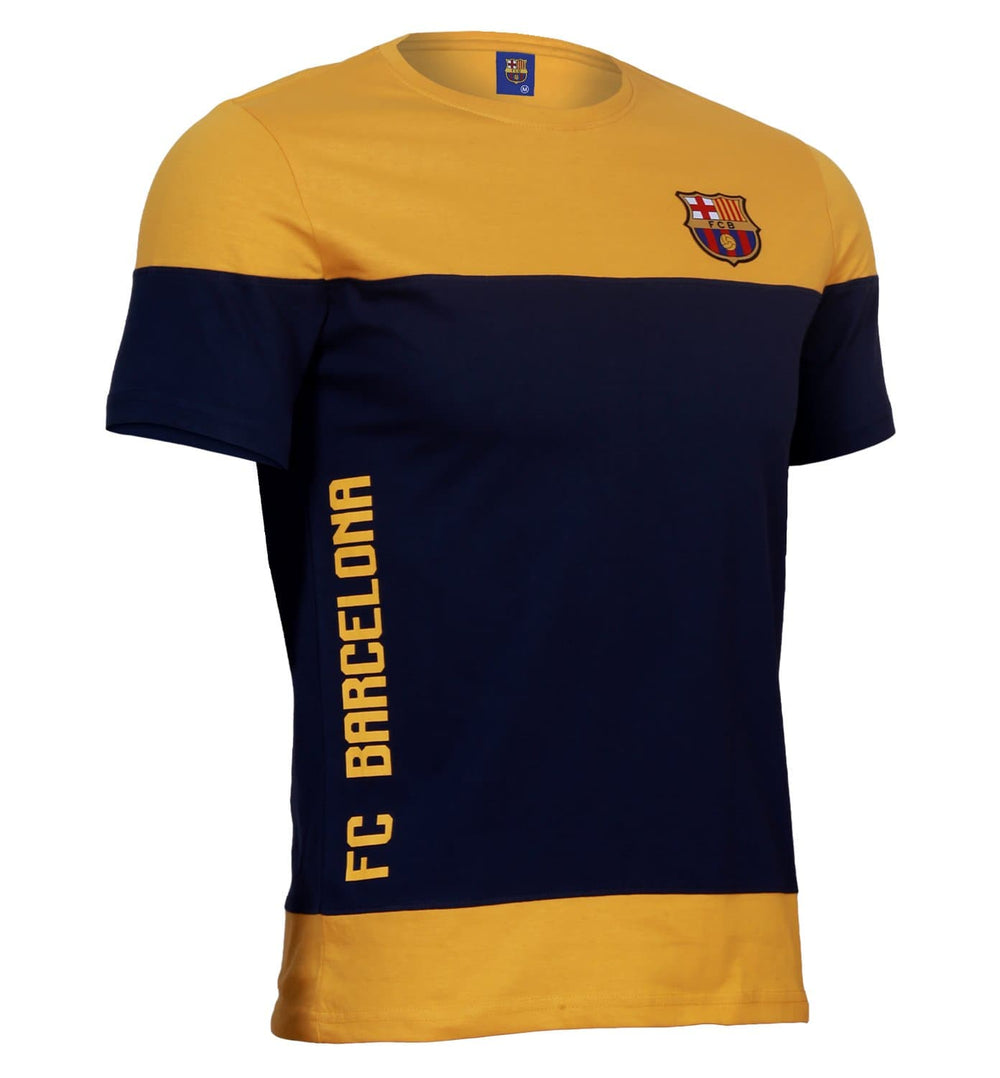 FC Barcelona Colourblock T-Shirt
