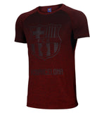 FC Barcelona Chest Print T-Shirt