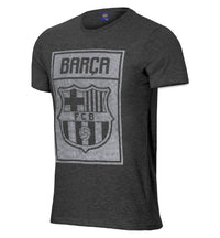 FC Barcelona Logo Chest Print T-Shirt