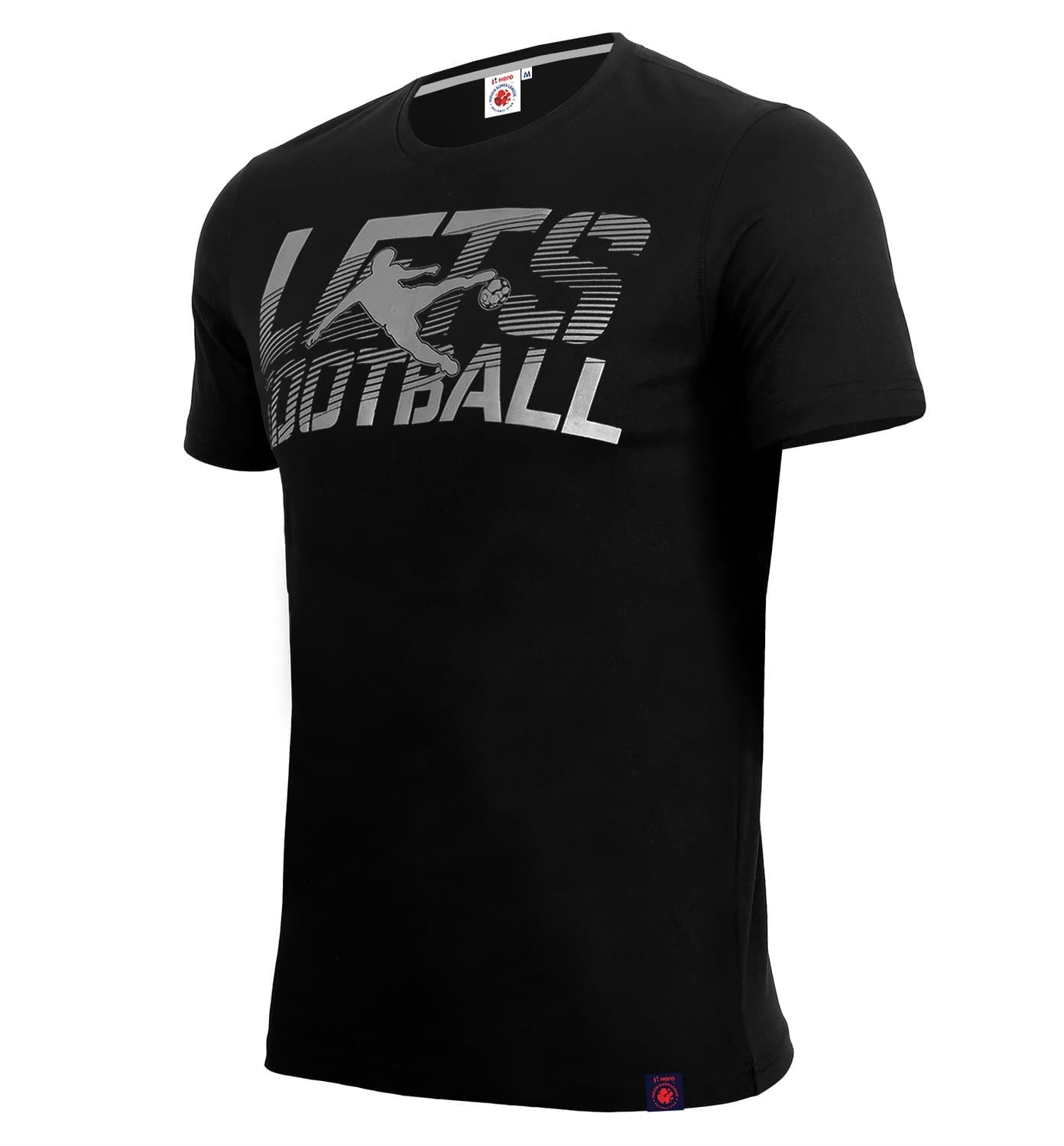 "ISL ""Lets Football"" Graphic T-Shirt"