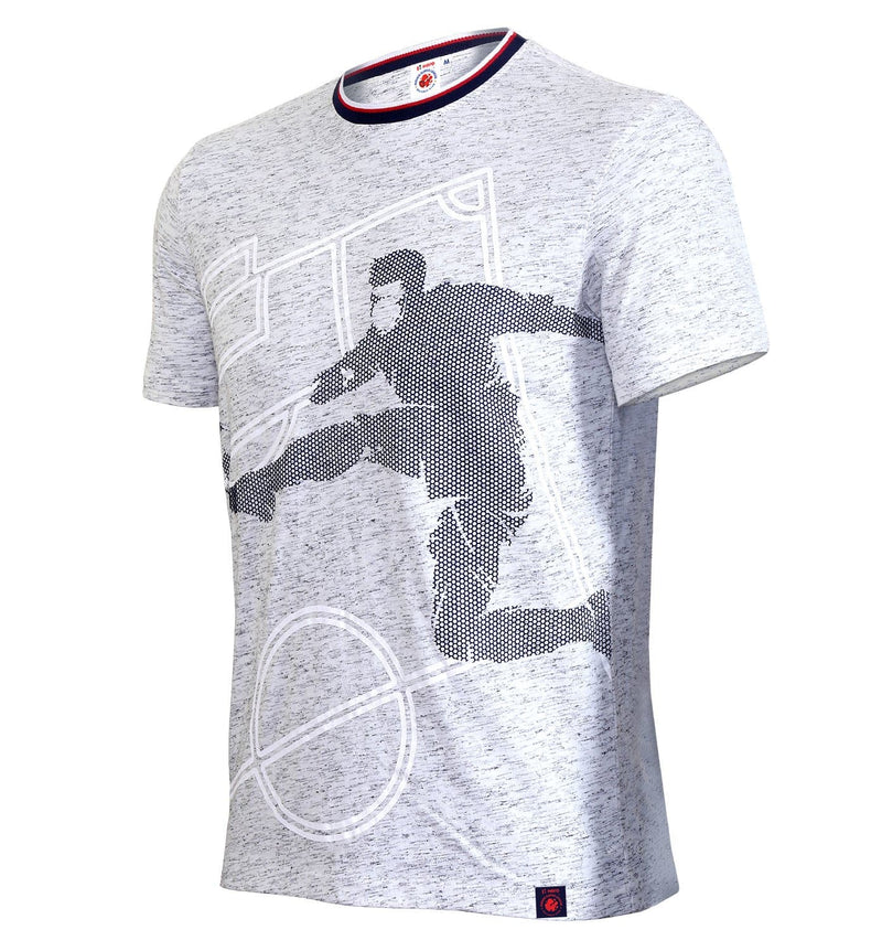 ISL T-Shirt With Front Print Soccer