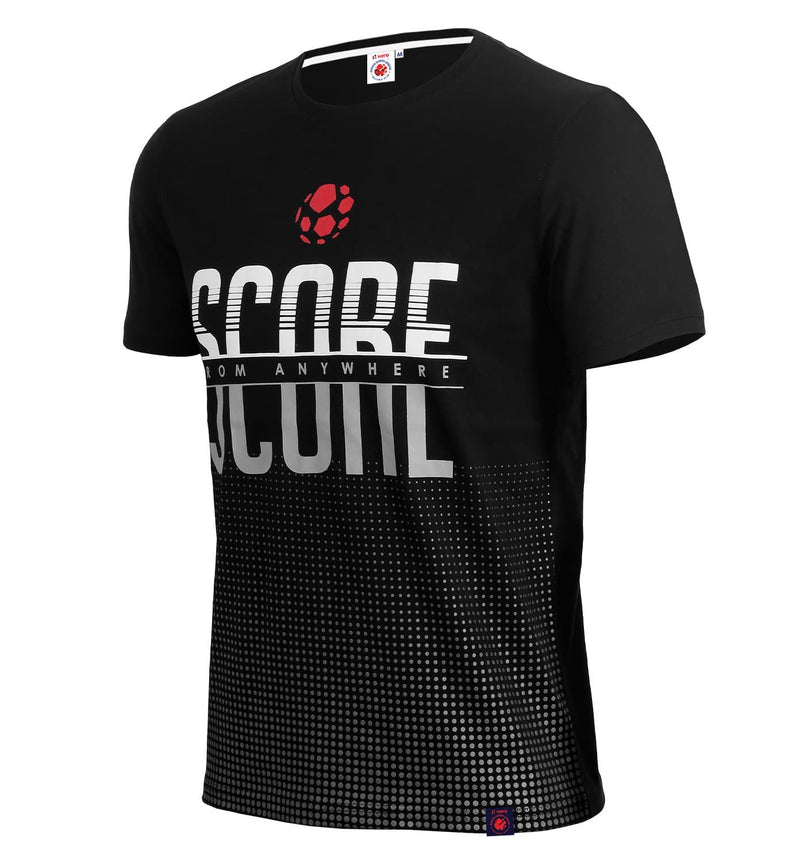 "ISL ""Score From Anywhere"" Printed T-Shirt"