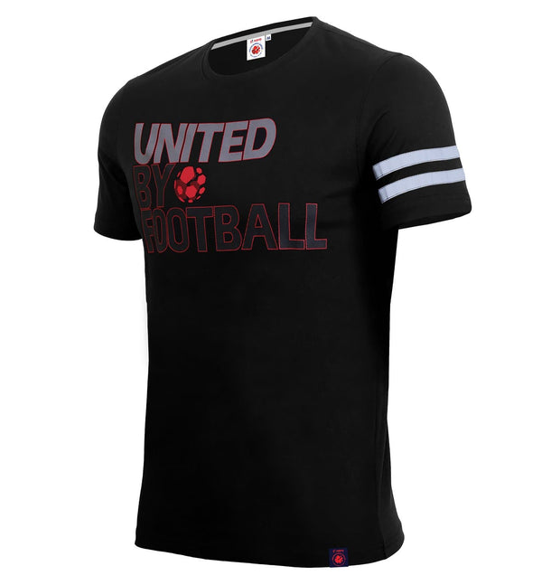 "ISL ""United By Football"" Printed T-Shirt"