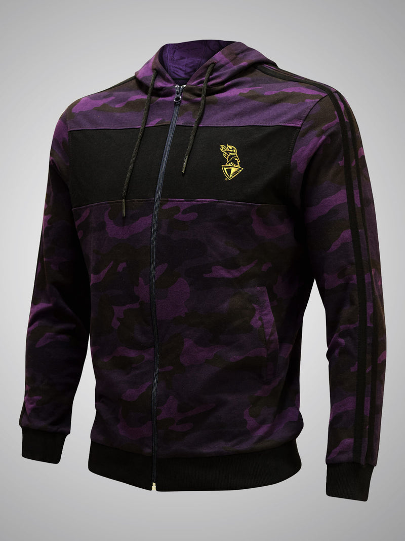 KKR Official Camo Printed Hoodie