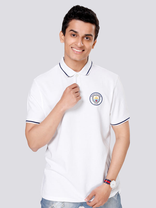 Manchester City Official Polo