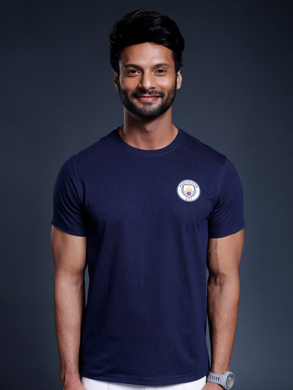 Manchester City Logo T-Shirt