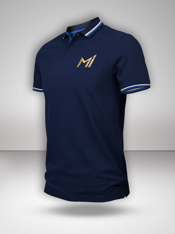 MI Classic Polo with Embroidery