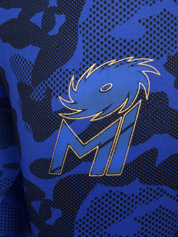 Mumbai Indians Women's Camo Print Leggings