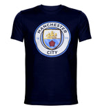 Manchester City Official Logo T-Shirt