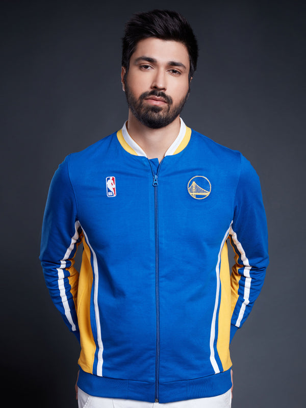 Golden State Warriors Bomber Jacket