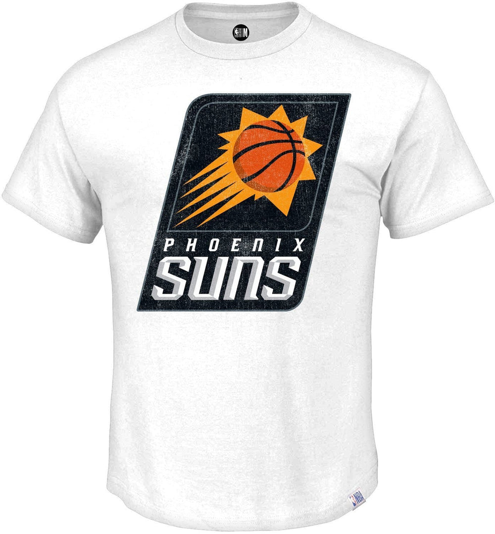 NBA Phoenix Suns Printed Round Neck T-Shirt