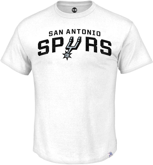 San Antonio Spurs Printed Round Neck T-Shirt