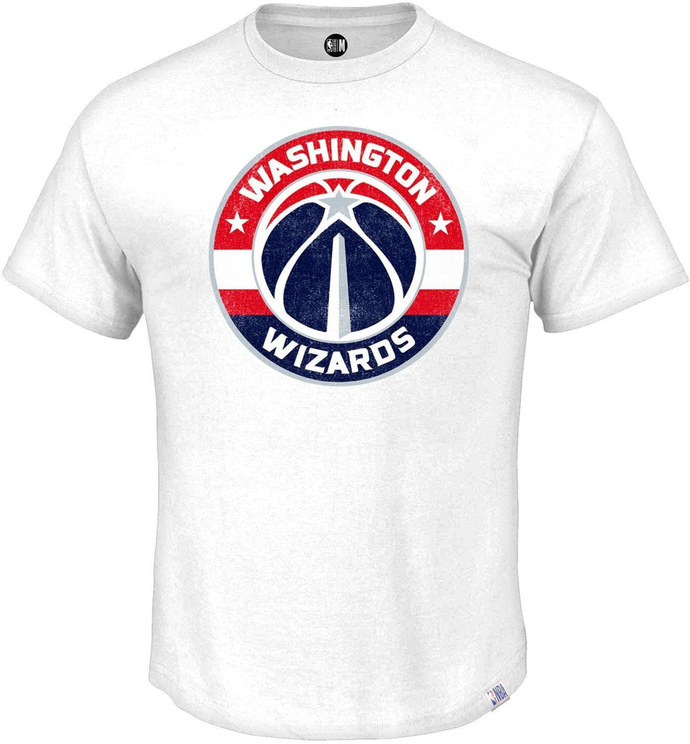 NBA Washington Wizards Printed Round Neck T-Shirt