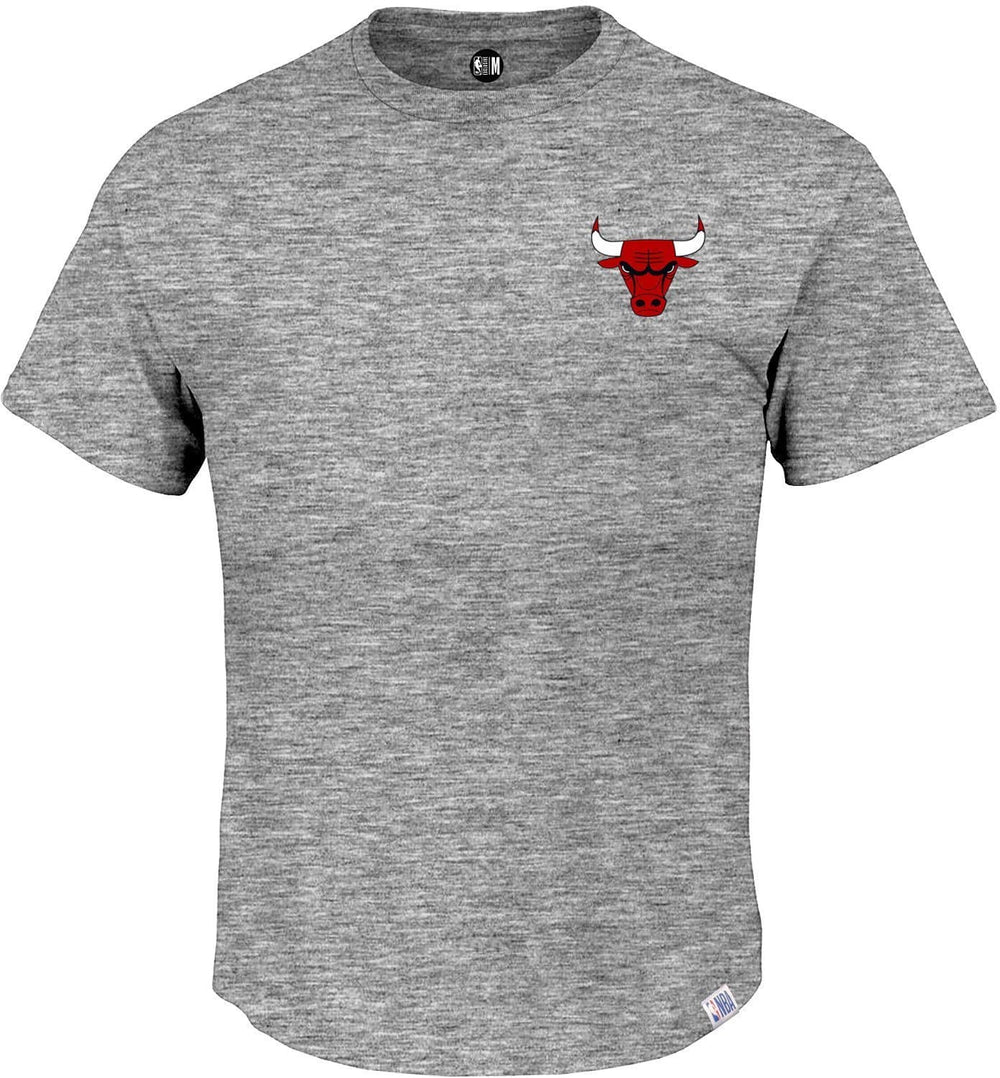 NBA Chicago Bulls Printed Round Neck T-Shirt