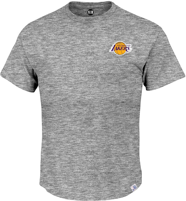 Los Angeles Lakers Solid Round Neck T-Shirt