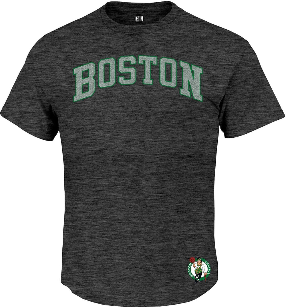 Boston Celtics Printed Round Neck T-Shirt