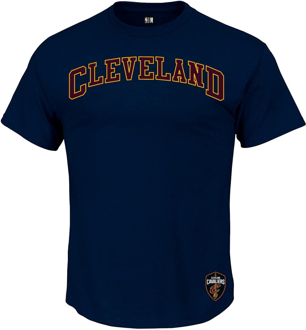 NBA Cleveland Cavaliers Printed Round Neck T-Shirt