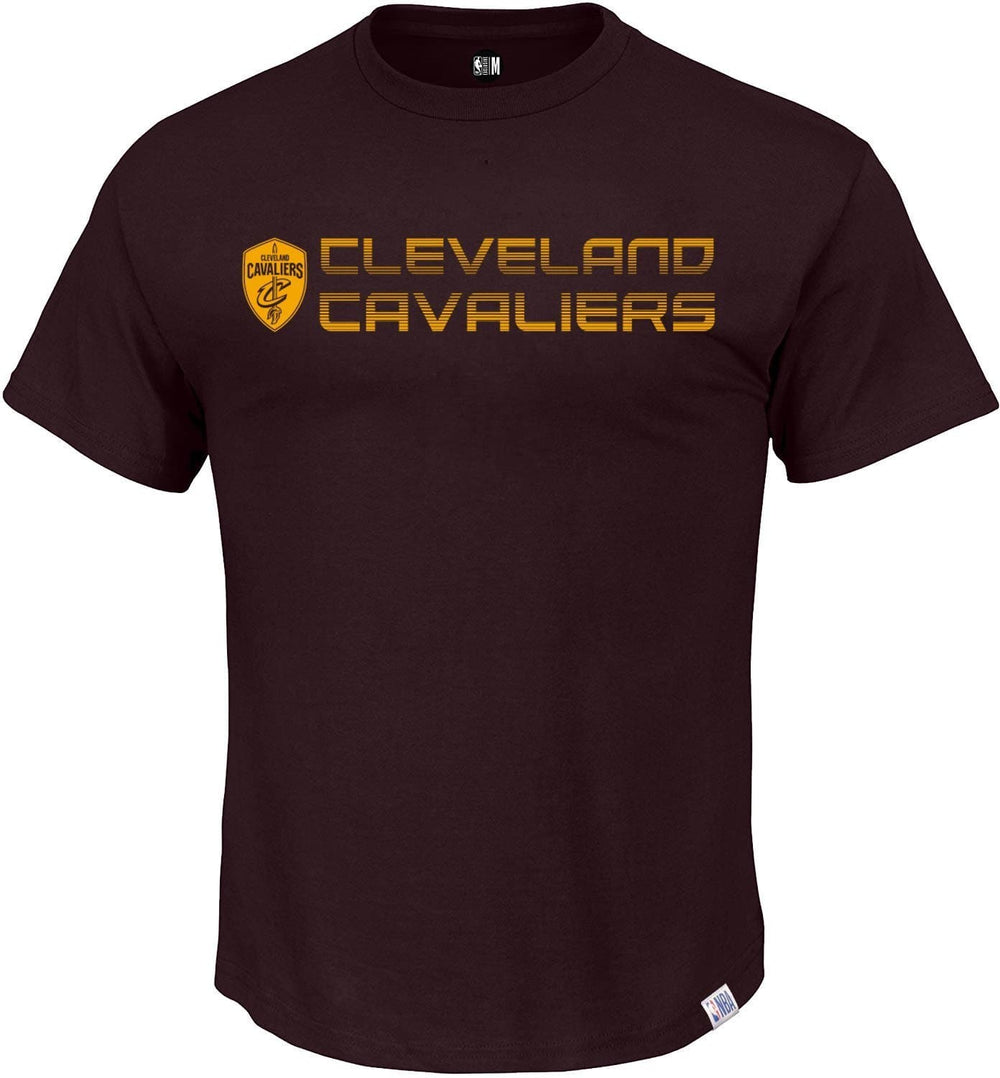NBA Cleveland Cavaliers Solid Round Neck T-Shirt