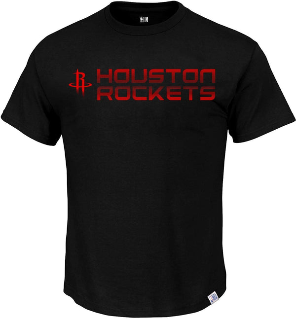 Houston Rockets Printed Round Neck T-Shirt