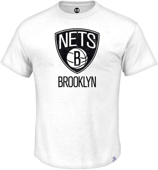 NBA Brooklyn Nets Printed Round Neck T-Shirt