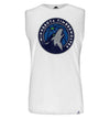 Minnesota Timberwolves Printed Sleeveless T-Shirt
