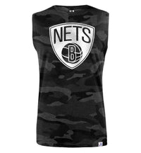 NBA Brooklyn Nets Camoflauge Sleeveless T-Shirt