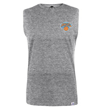 New York Knicks Solid Sleeveless T-Shirt