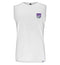 Sacramento Kings Solid Sleeveless T-Shirt