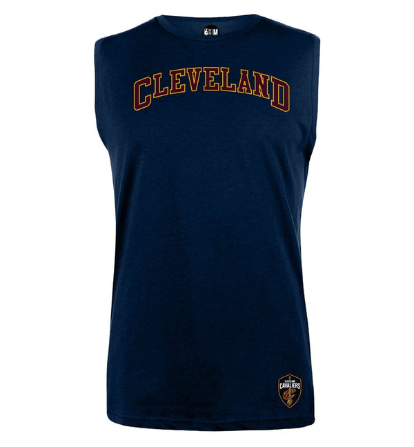 NBA Cleveland Cavaliers Printed Sleeveless T-Shirt