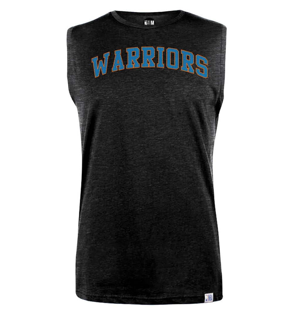 NBA Golden State Warriors Printed Sleeveless T-Shirt