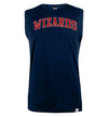 Washington Wizards Printed Sleeveless T-Shirt