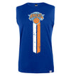 New York Knicks Printed Sleeveless T-Shirt