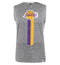 Los Angeles Lakers Printed Sleeveless T-Shirt