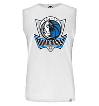 NBA Dallas Mavericks Printed Sleeveless T-Shirt