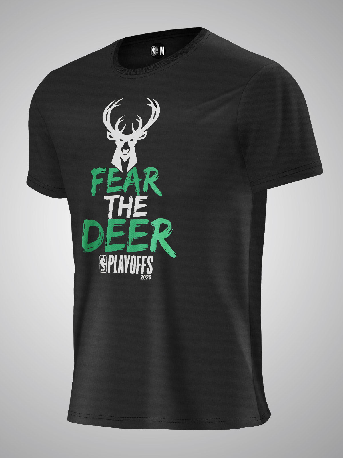 Milwaukee Bucks 2020 NBA Playoffs T-Shirt