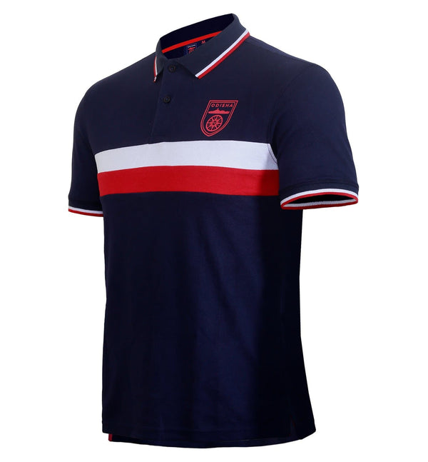 Odisha FC Official Polo T-Shirt