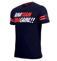 "Odisha FC ""Ama Team Ama Game"" Official T-Shirt"