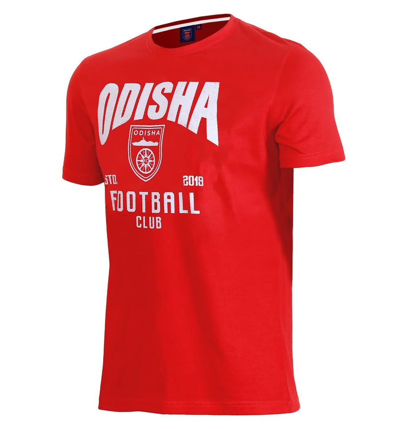 "Odisha FC ""Football"" T-Shirt"