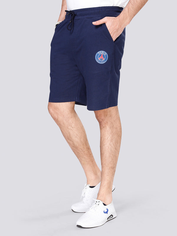 Paris Saint-Germain Logo Shorts
