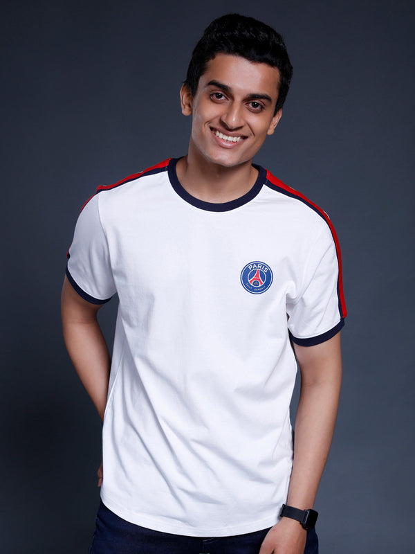 Paris Saint-Germain Colorblocked T-shirt